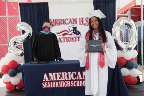 Class of 2020 Graduation