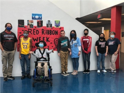 Red Ribbon Week American
