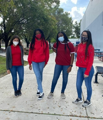 Red Ribbon Week American 3